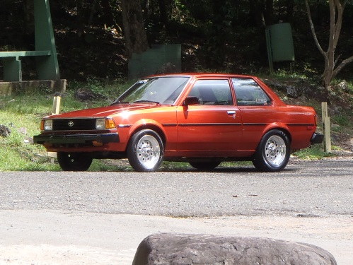 Back Country KE70 Rolla